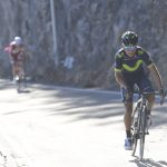 """Tirreno-Adriatico, Quintana: """"Tutto come previsto"""""""