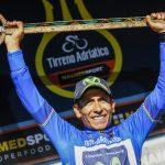 """Tirreno-Adriatico, Quintana: """"Sono orgoglioso"""""""