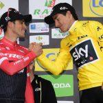 """Parigi-Nizza, Contador: """"Questo è il ciclismo"""""""
