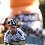 "Tirreno-Adriatico, Sagan: ""Mi sentivo male"""