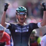 Prima tappa del Giro d'Italia Che sorpresa!