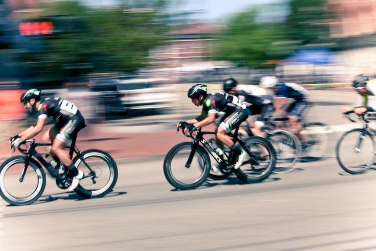 recupero nel ciclismo